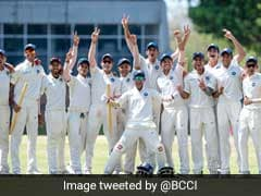 U-19 Test: India Thrash Sri Lanka By Innings And 147 Runs