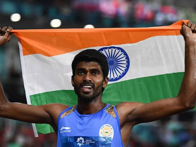 Asian Games 2018: Womens 4x400 Relay Team Clinches Gold; Jinson Johnson Adds 1500-Metre Title To Tally