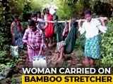 Video : Woman Carried On Pole Delivers In Open. Man Hopes Video Will Shake <i>Netas</i>