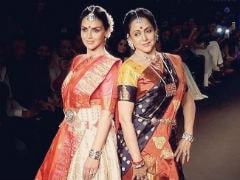 Lakme Fashion Week: Esha Deol Walks Out After Being Interrupted By Organisers