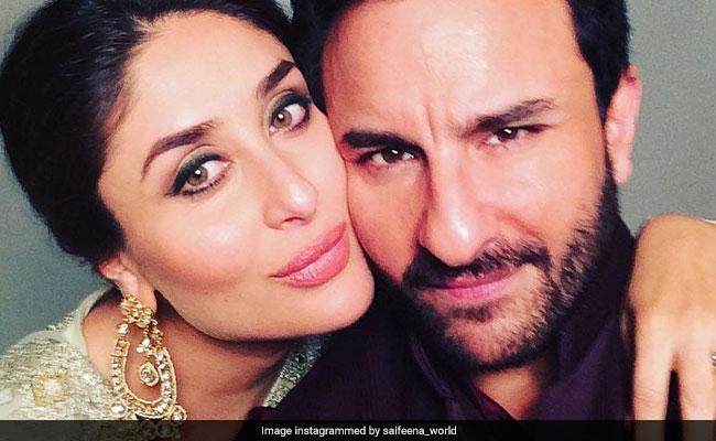पत्नी करीना और बेटे तैमूर ने सैफ अली खान को Kiss करने से किया इनकार, लेकिन क्यों?