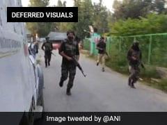 जम्मू-कश्मीर के सोपोर में मुठभेड़, सुरक्षा बलों ने दो आतंकी मार गिराए