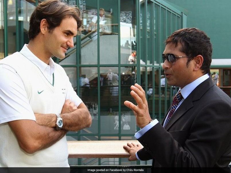 """Let's Exchange Notes"": Sachin After Seeing Federer's Cricketing Skills"