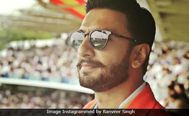 Ranveer Singh Says Playing Kapil Dev In '83 Is An 'Absolute Honour'