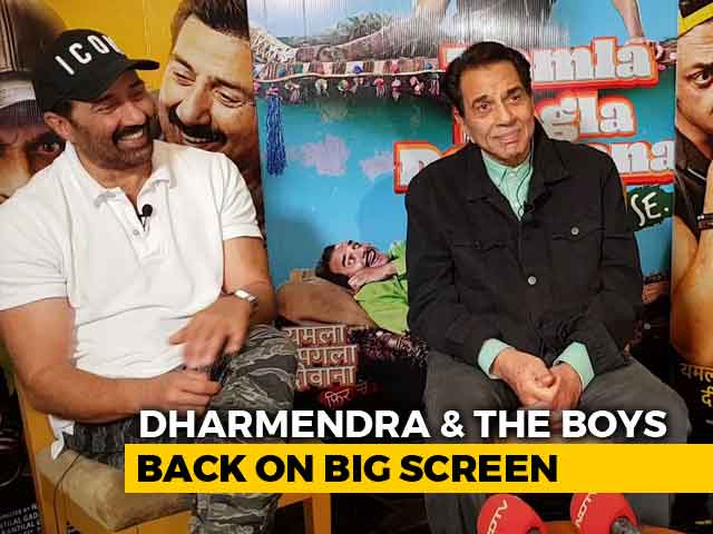 Hrishikesh Mukherjee Was A One-Take Director: Dharmendra
