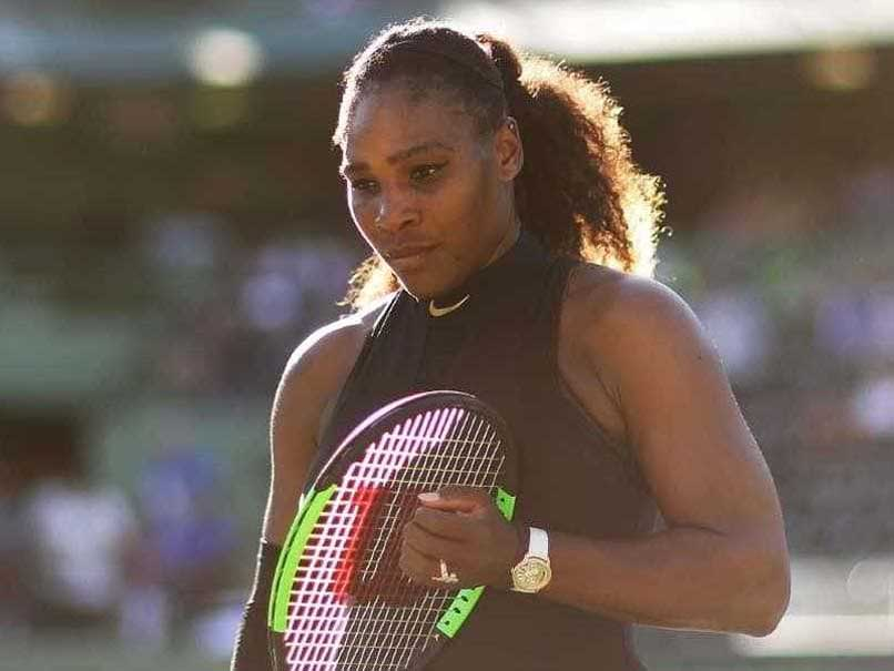 Serena Williams takes to Twitter to complain about…