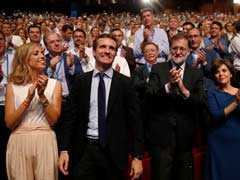 With New Leader, Spain's Conservatives Swing To The Right