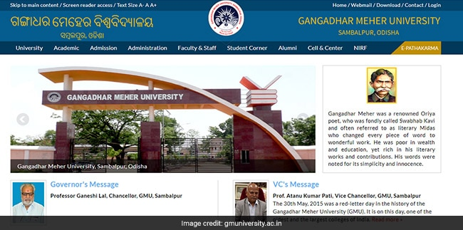 Sambalpuri Handloom Uniform For Gangadhar Meher University Students