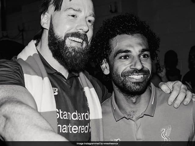 Dont Call It Bromance, WWE Star Sheamus Quips On His Bond With Mohamed Salah
