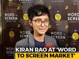 Video: Azad Is Making Me Revisit <i>Tintin</i>: Kiran Rao
