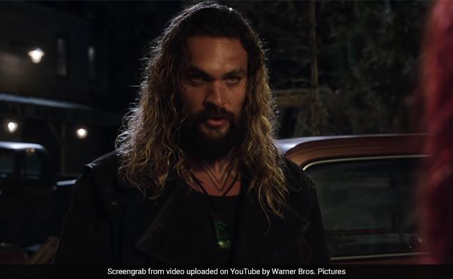 Aquaman Trailer: सुपरहीरो 'एक्वामैन' ने मचाई सनसनी, 2.2 करोड़ बार देखा गया Video