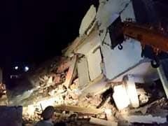 ग्रेटर नोएडा में दो इमारतें ढहीं; दो की मौत, कई लोगों के फंसे होने की आशंका