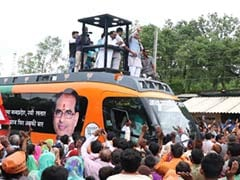 Nine Arrested For Throwing Stones At Shivraj Singh Chouhan's Vehicle