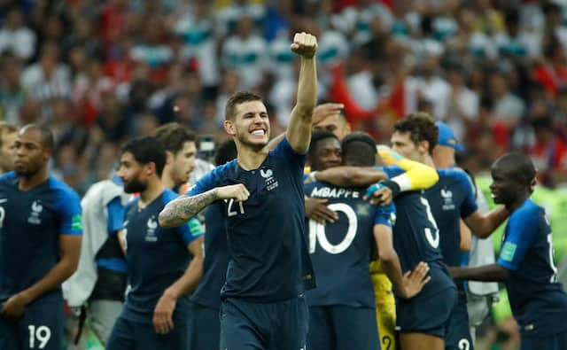 FIFA World Cup 2018: Who Won Which Award