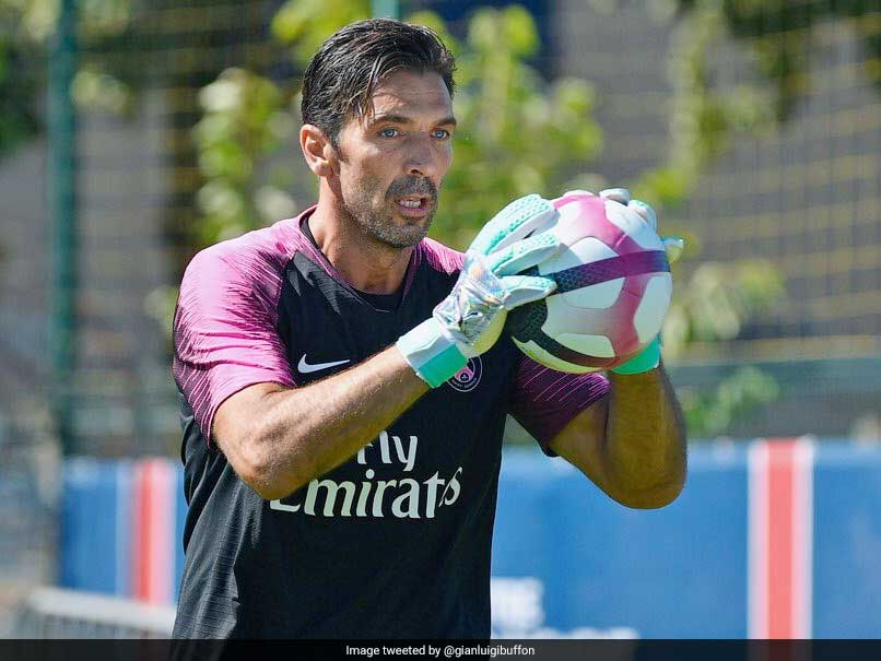 Say Im Your No.1: Goalkeeper Gianluigi Buffon Faces Fight At Paris Saint-Germain