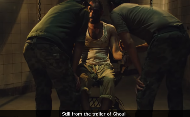 Netflix's Ghoul Review: Radhika Apte Plays A Conflicted Soul As Only