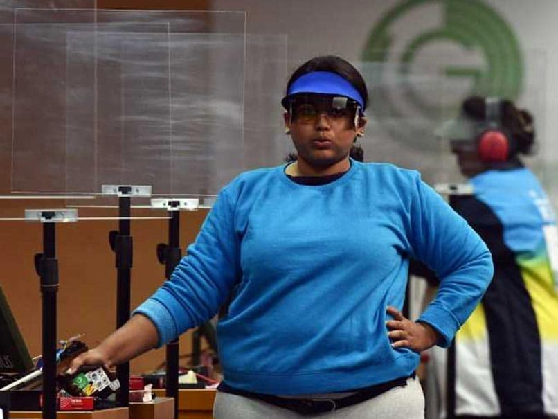 Asian Games 2018: Rahi Sarnobat Wins Shooting Gold In Womens 25-Metre Pistol Event