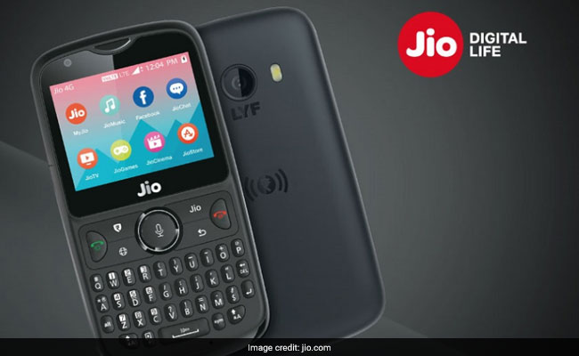 Reliance Jio Announces JioPhone 2 Flash Sale: Timings, Price And Other Details