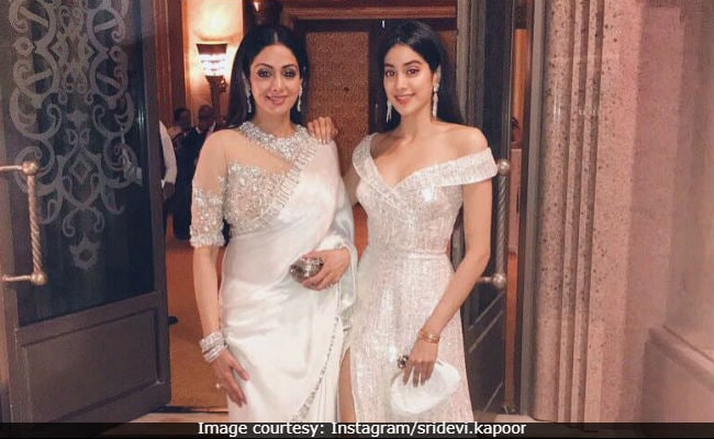 Janhvi Kapoor reveals getting upset when Sridevi's character was mistreated in films