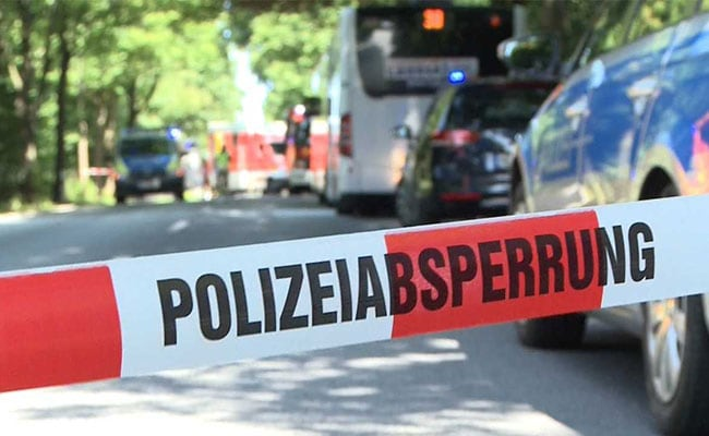 Knife man attacks bus passengers in Germany