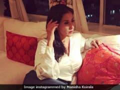 Why Manisha Koirala Put Her Plan To Adopt A Child On Hold