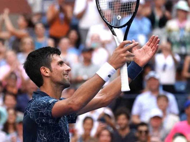 US Open 2018: Novak Djokovic Advances to Quarter-Finals With Win Over Joao Sousa