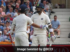 India vs England Highlights, 3rd Test, Day 1: Virat Kohli, Ajinkya Rahane Put India Ahead On Day 1