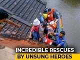 Video : As Floods Ravage Kerala, Unsung Heroes Bring Smiles To Those Stranded