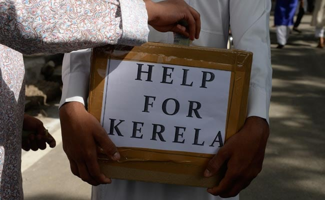 'Change Rules To Accept Foreign Donations To Kerala': Oommen Chandy