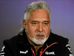 "Vijay Mallya ""Devastated"" To Have Lost Control Of F1 Team, Says Aide"