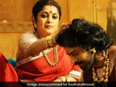 <I>Baahubali</I>'s <I>The Rise Of Sivagami</i> Turns Into Web-Series, Courtesy Rajamouli And Netflix