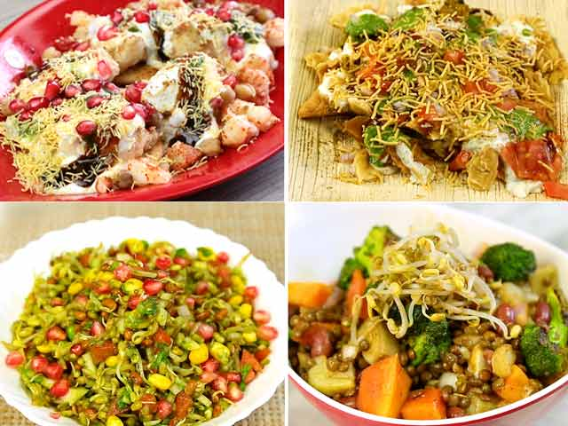 Cooking videos recipe videos ndtv food 4 must try chaat recipes forumfinder Choice Image