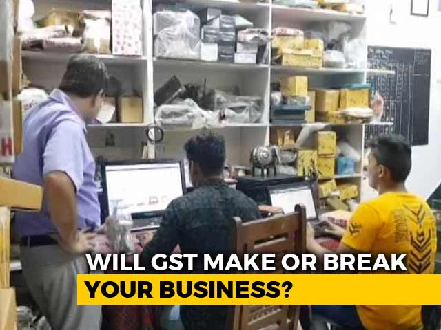 Video : Will GST Make Or Break Your Business? Here's What Industry Says