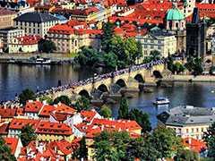 Prague Records Hottest Summer Since 1775