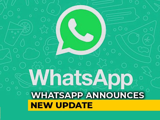 Send a regular message on? Whatsapp With New Features