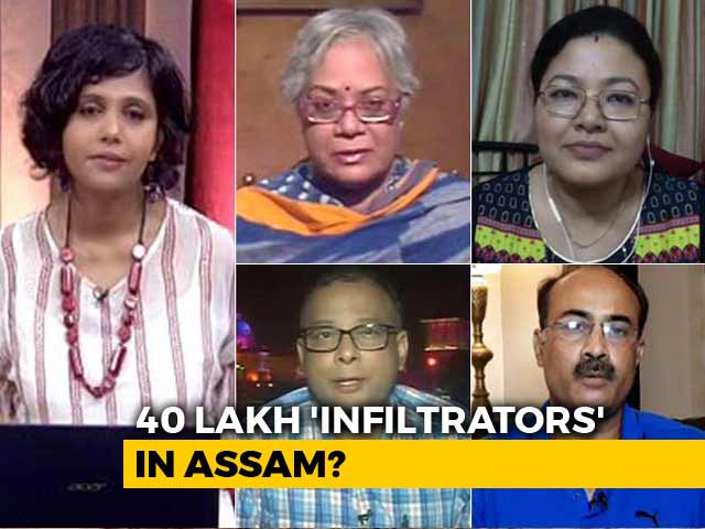 Video : Fact Checking Amit Shah's Claims: Infiltrators vs Citizens