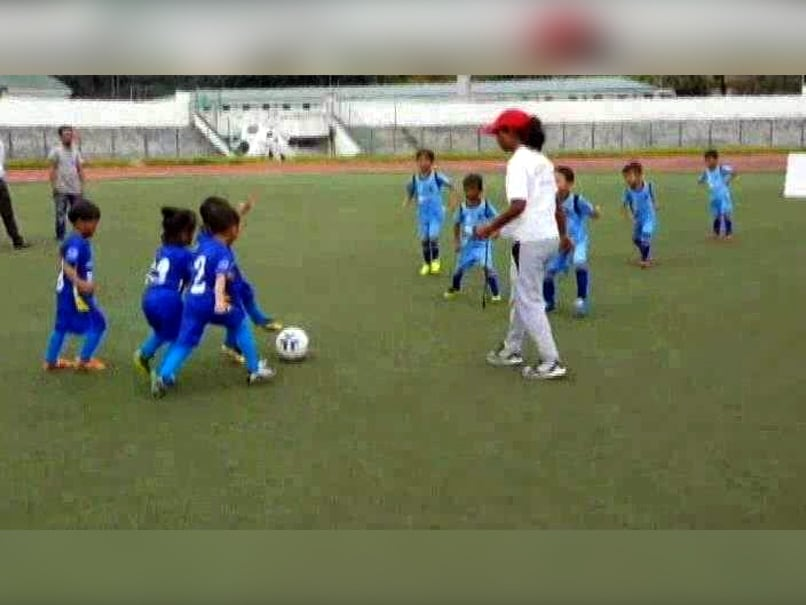 In Football-Crazy Meghalaya, A Baby League Is Making It Big