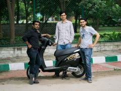 Pawan Munjal and Ola Invest in Scooter Sharing Service 'Vogo'
