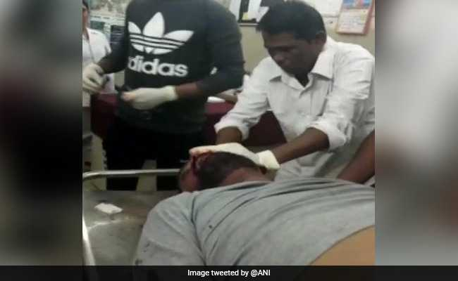 Sweeper Seen In Video Giving Stitches In Gujarat Hospital, Doctors Watch