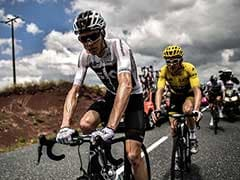 Tour de France: Chris Froome Ready To Give Up Yellow Jersey Dream for Geraint Thomas
