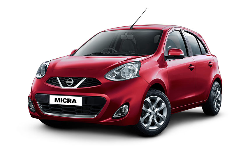nissan micra and micra active receives updates for 2018. Black Bedroom Furniture Sets. Home Design Ideas