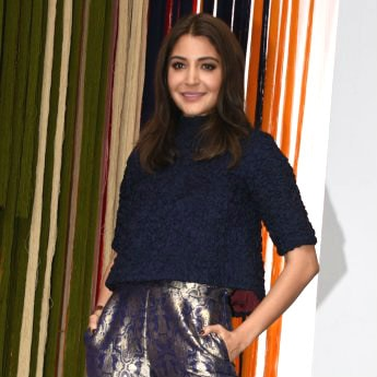 Anushka Sharma Shows Us How To Nail Standout Brocade Pants