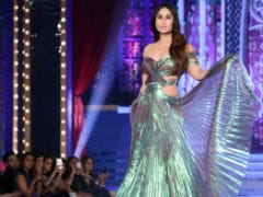 Lakme Fashion Week: Full House With Kareena Kapoor On Ramp, Sussanne Khan In Front Row