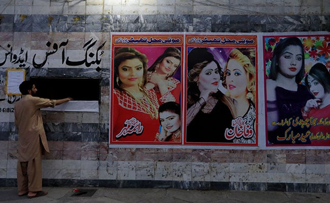 New Pak Minister Bans 'Vulgar' Movie Posters As Rise Of Hardliners Feared