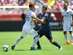 Manchester United Held To Scoreless Draw By Earthquakes