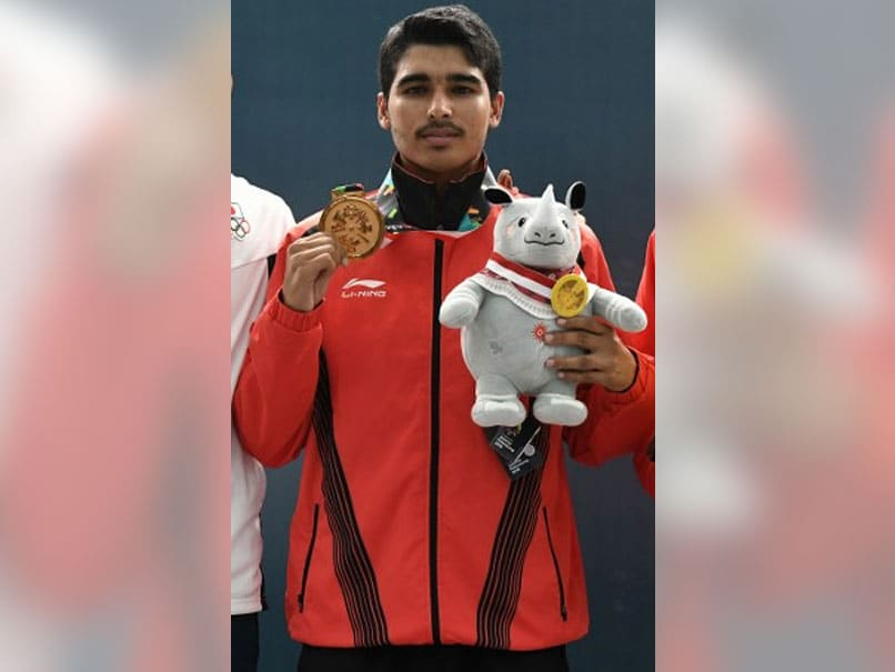 Asian Games 2018: Farmers Son Saurabh Chaudhary, 16, Highlights Indian Success In Shooting