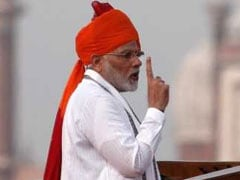 In PM Speech, Big Health And Space Mission, Warning For Rapists: 10 Facts
