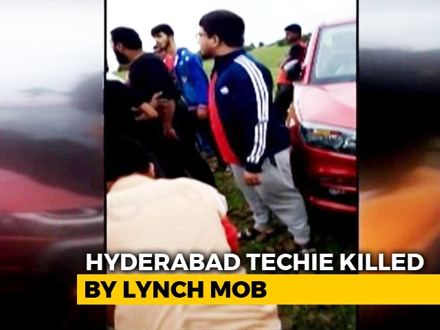 Video : Did Our Son Cross India-Pak Border: Mother Of Techie Killed In Karnataka