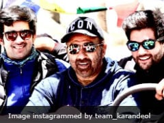 After Karan, Sunny Deol Will Launch Younger Son Rajvir. Details Here