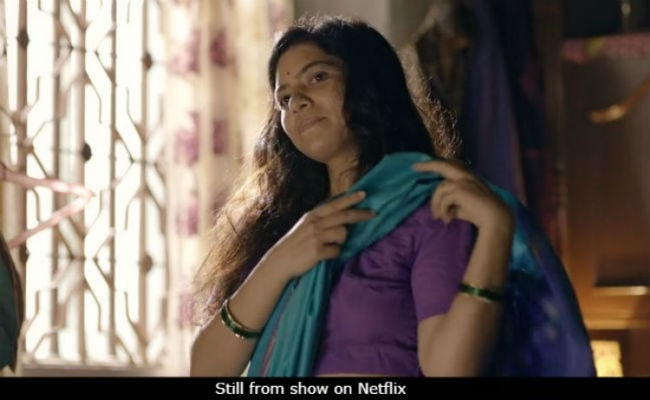 Sacred Games Actor Rajshri Deshpande: 'Audience Is Immature To Understand The Relevance Of Sex Scenes'